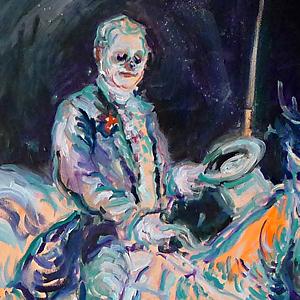 Ende der Jugend 2013 Malerei / Painting