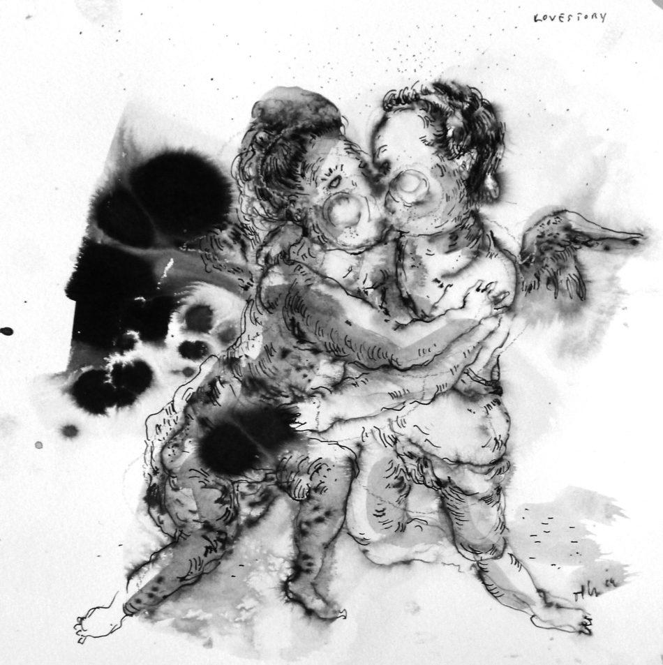 3-Lovestory-2014-Tusche-und